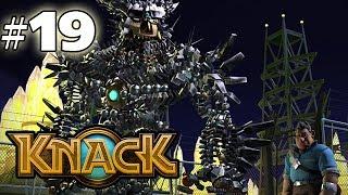 Knack - Gameplay Walkthrough - Part 19 (hd Ps4 Gameplay)