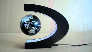 magnetic levitating globe-C shape-EG&D