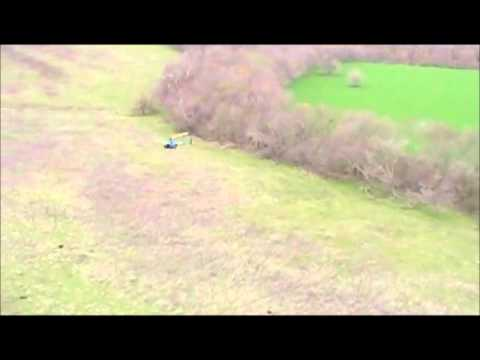 Hog Hunting By Helicopter -Dallas