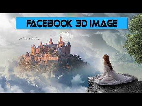 How to Create Facebook 3D Photos in Photoshop in Hindi | Photoshop Tutorials thumbnail