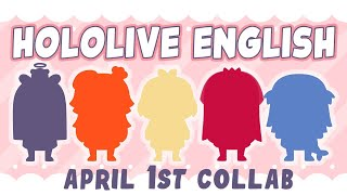 【HOLOEN COLLAB】Not a Joke! Serious Outfit Reveal on April the 1st #yurumyth #hololiveEnglish