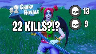 CONSOLE Players get 22 Kills on PC Servers?!? (Fortnite) #Fortnite #ObeyAlliance