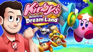Kirby's Return to Dream Land - AntDude