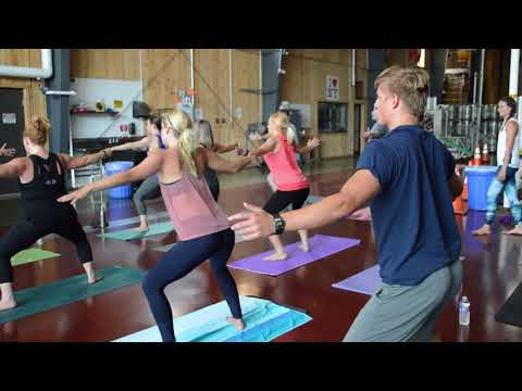 On tap: Beer, barre and yoga at Empire Farm Brewery in Cazenovia (video)