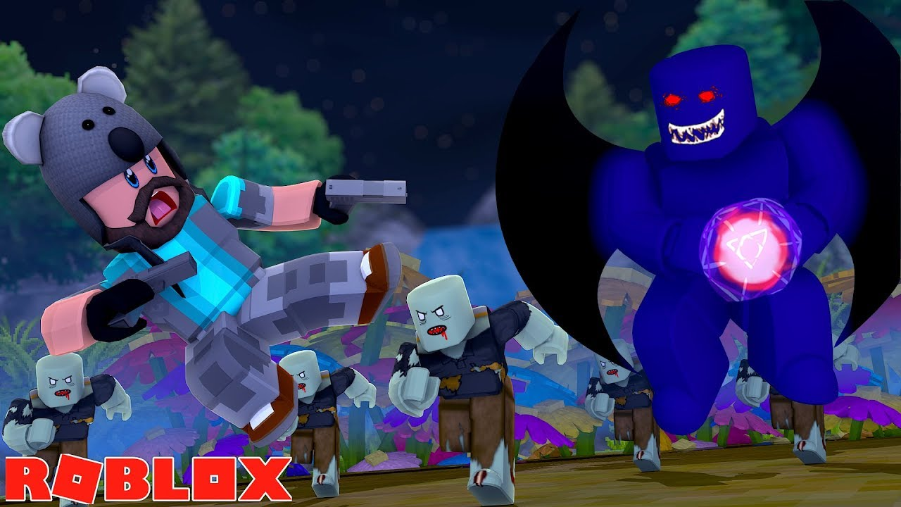 Video Demon Overlord Boss Roblox Zombie Attack Joke Battles - roblox zombie attack joke battles wikia fandom powered by wikia