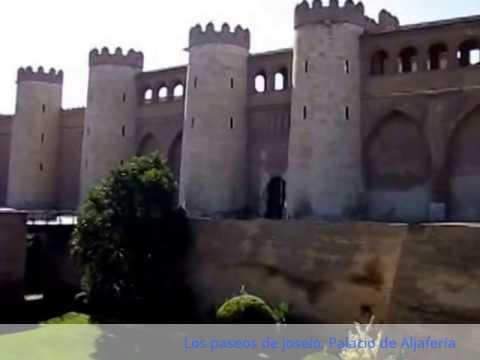 ZARAGOZA: EL PALACIO DE ALJAFERIA