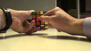 Lanlan 4x4 Rhombic Dodecahedron Walkthrough:  How