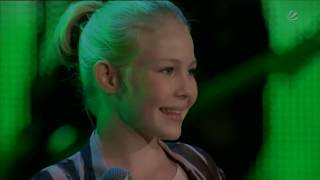 Kyria || Alphaville - Forever Young || The Voice Kids 2019 (...