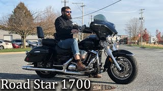 2006 Yamaha Road Star Test Drive: SRK Cycles.com