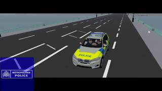 Roblox-City Of London- AFO Patrol!