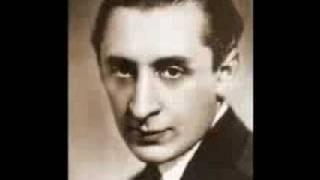 Vladimir Horowitz plays Czerny: Rode Variations