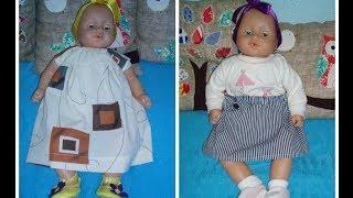 Я ШЬЮ САМА : Одежда  для детей и кукол)))