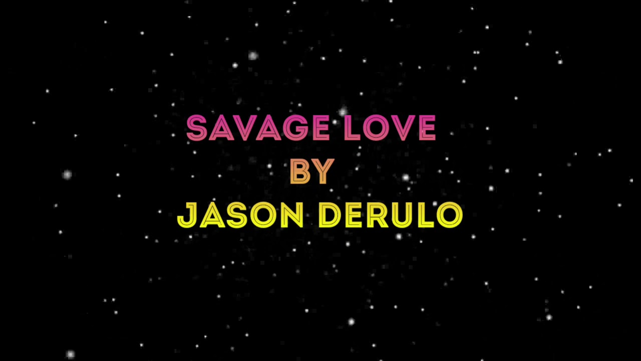 SAVAGE  LOVE BY JASON DERULO :::NEFFATIBROTHERS COVER.