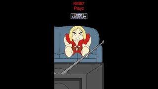 KM87 Playz Super Mario Kart Part 1