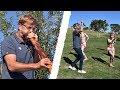 Klopp in Sydney | Jürgen tries dancing, the didgeridoo and throwing a boomerang