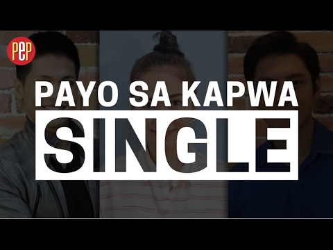Payo sa kapwa single from celebs