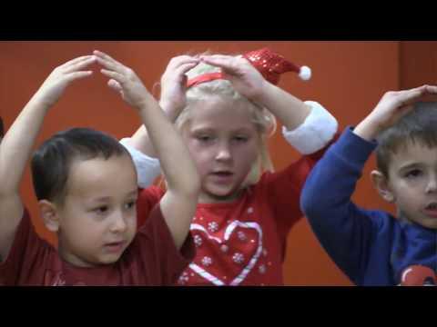 Sacajawea Holiday Sing-Along Assembly