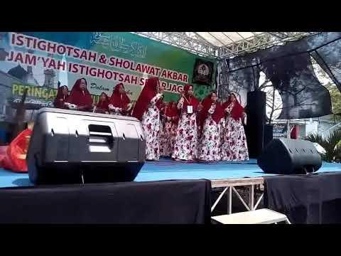 VOCAL TERBAIK-Qasidah Miftahul Huda Driyorejo | THOHA ZAIN