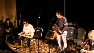 the rick alexander non pedal sessions, dallas 2012 - the cajun boys