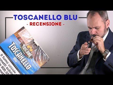 Toscanello BLU - Recensione