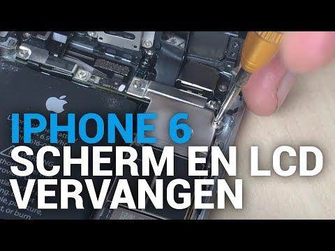 iPhone 6 scherm en LCD vervangen – FixjeiPhone.nl