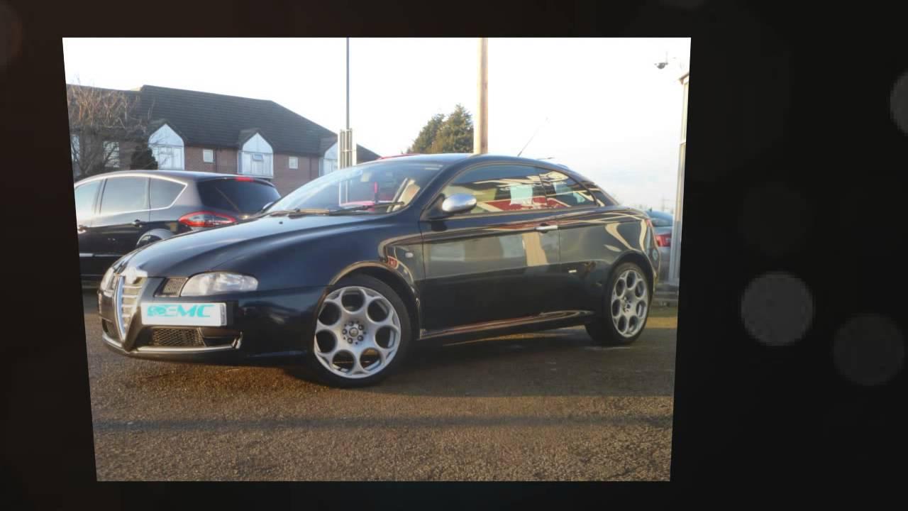 Alfa Romeo GT 19 JTDm 16V BlackLine 2dr For Sale In Rotherham South Yorkshire