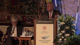 UN Chief delivers the annual Dag Hammarskjöld Lecture thumbnail