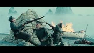 """Сражение амазонок с немецкими солдатами"". Чудо-женщина (2017, HD)"