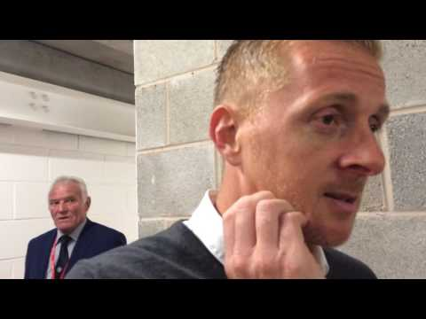LS11 | Garry Monk after LUFC's Fleetwood win