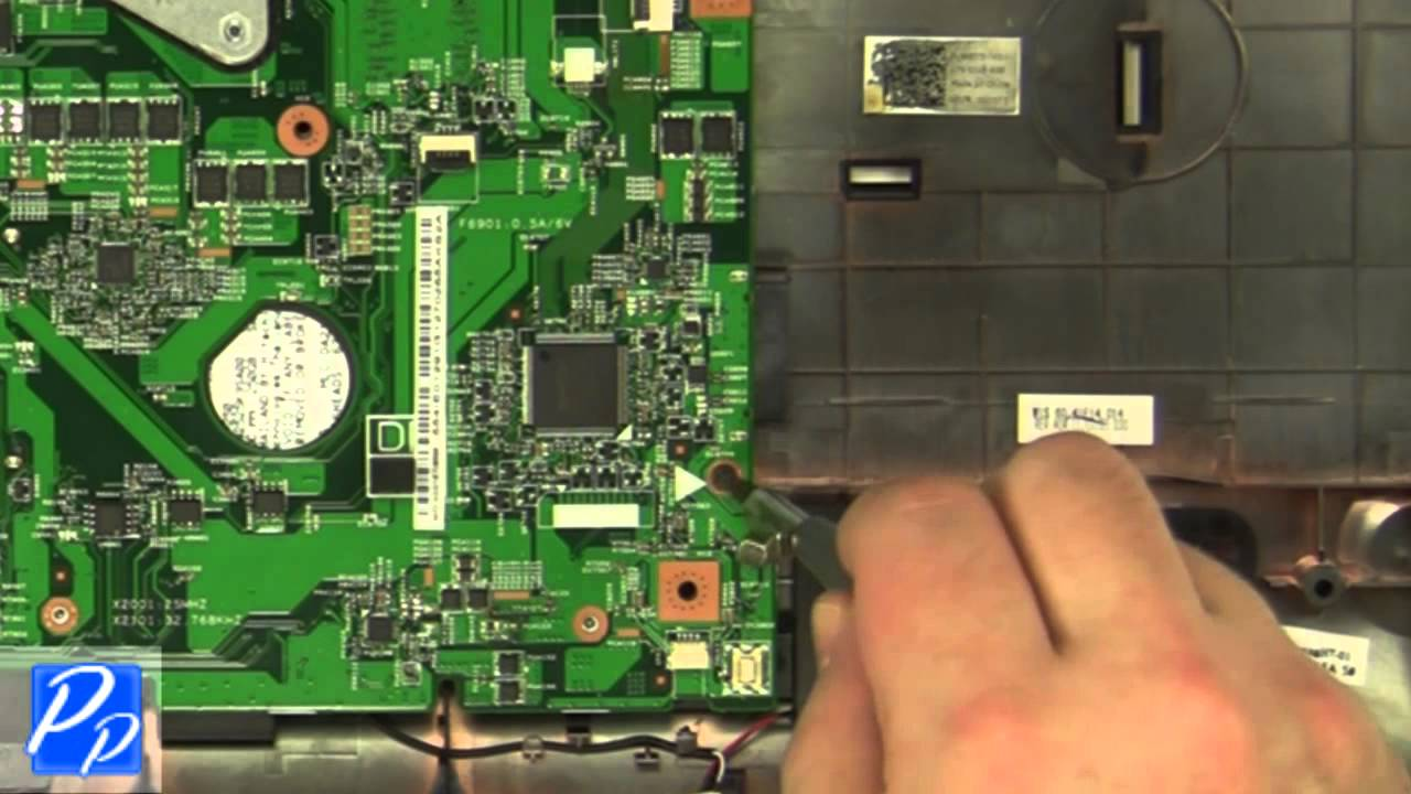 Dell Inspiron 15R N5110 CPU Processor Replacement Video Tutorial