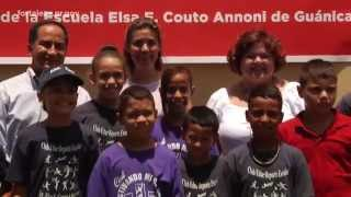 Primera Dama: Estudiantes de Guánica y Yauco forman parte de Proyectos de Vida