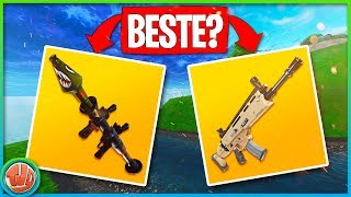 TOP 10 BESTE WAPENS IN FORTNITE! - Fortnite: Battle Royale