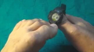 Тест (Обзор) водонепроницаемых часов