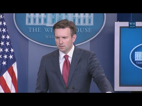6/13/16: White House Press Briefing