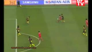 Highlights Malaysia U23 vs Laos U23 (4-0) Asian Games Incheon 2014