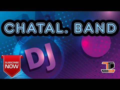 original-chatal-band-dj-mix-||-telugu-dunia-||-dj-songs-collection