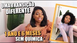 COMO ESTOU A UM ANO SEM ALISAR O CABELO E A RAIZ ESTÁ BAIXA? Camila Nunes
