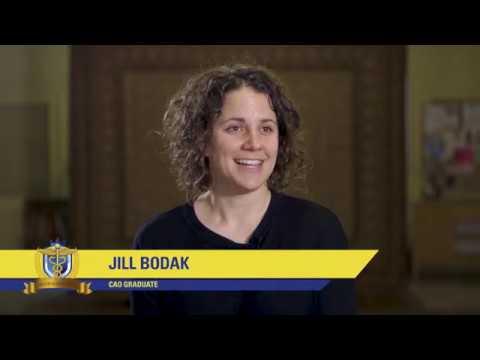 Jill Bodak, CAO Graduate and Practitioner at Village Healing Centre