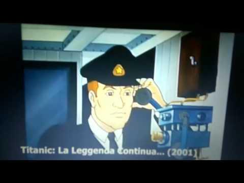 Titanic La Leggenda Continua 2001