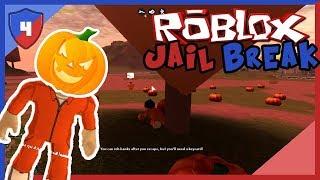 Halloween?! | Roblox Jail Break Indonésie #4