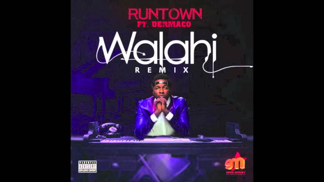 Walahi Remix (Official Audio) - Runtown ft. Demarco