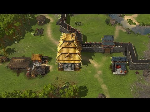 Stronghold Warlords - Alpha Gameplay (PC/UHD)
