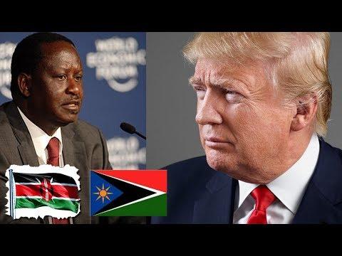 Nine Reasons Behind Raila Odinga