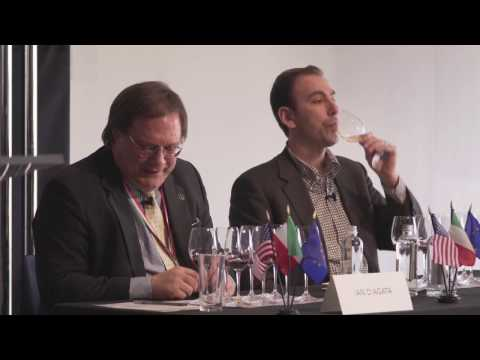 VINO 2017 - Seminar Rare Grapes and Wines of Italy