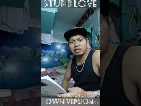 ofw sa riyadh gumawa ng sariling version ng stupid love