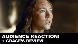 The Host Movie Review 2013 - Stephenie Meyer, Saoirse Ronan : Beyond The Trailer