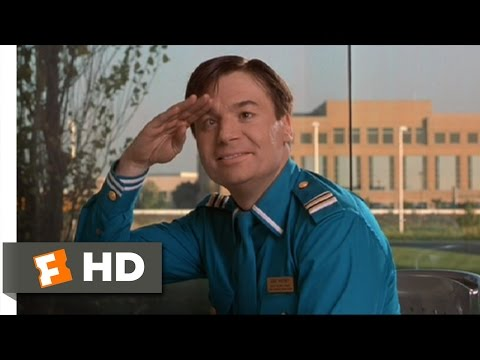 View from the Top (9/12) Movie CLIP - Fly Away (2003) HD