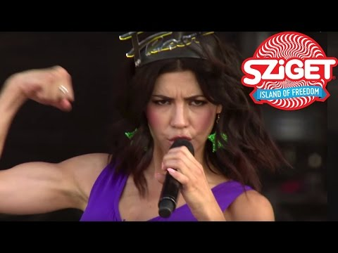 Marina and the Diamonds - Primadonna Live @ Sziget 2015