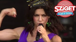 Marina and the Diamonds - Primadonna Live @ Sziget 2015 Video