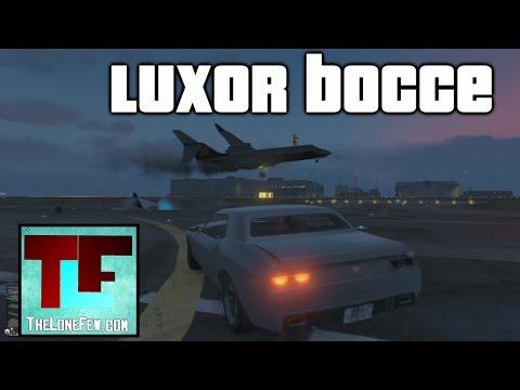 GTA Online: Luxor Bocce
